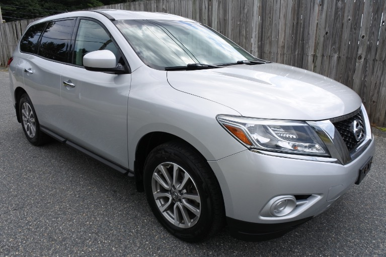 Used 2014 Nissan Pathfinder 4WD 4dr S Used 2014 Nissan Pathfinder 4WD 4dr S for sale  at Metro West Motorcars LLC in Shrewsbury MA 7