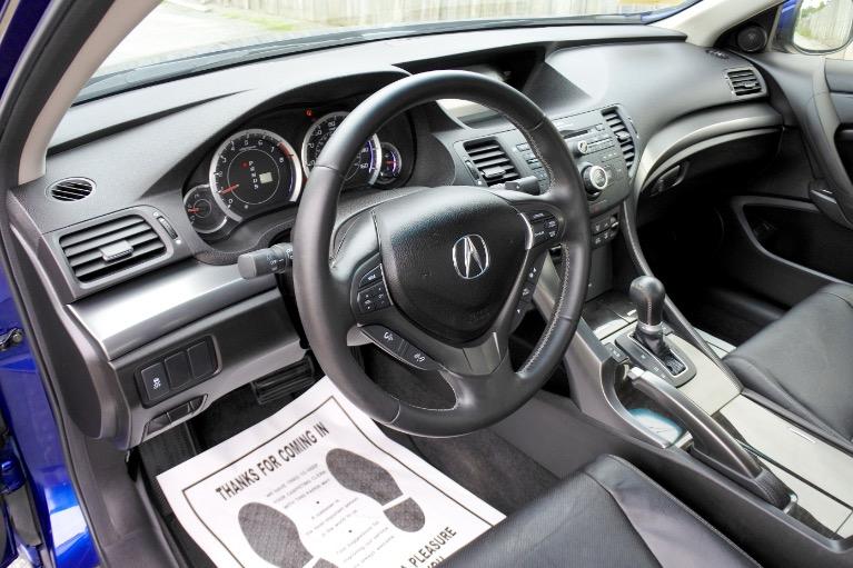Used 2013 Acura Tsx Sedan Used 2013 Acura Tsx Sedan for sale  at Metro West Motorcars LLC in Shrewsbury MA 13