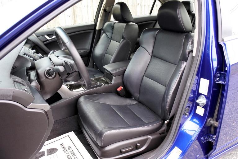 Used 2013 Acura Tsx Sedan Used 2013 Acura Tsx Sedan for sale  at Metro West Motorcars LLC in Shrewsbury MA 14