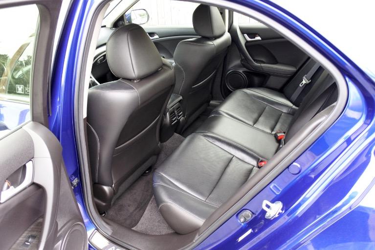 Used 2013 Acura Tsx Sedan Used 2013 Acura Tsx Sedan for sale  at Metro West Motorcars LLC in Shrewsbury MA 15