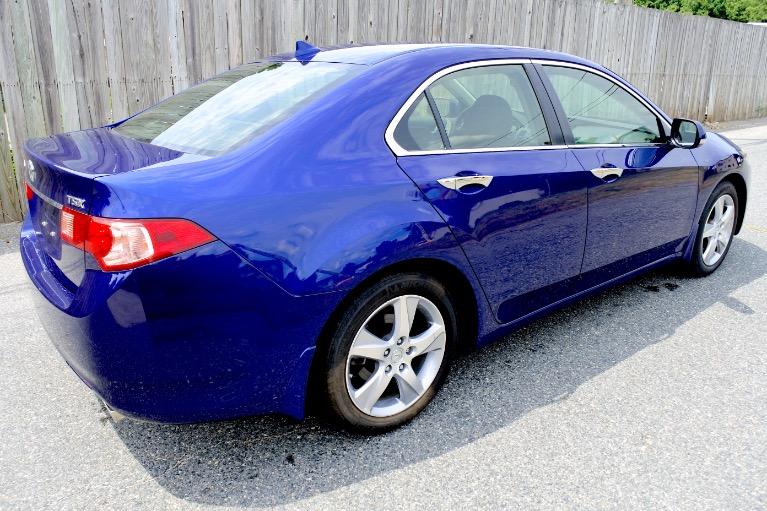Used 2013 Acura Tsx Sedan Used 2013 Acura Tsx Sedan for sale  at Metro West Motorcars LLC in Shrewsbury MA 5