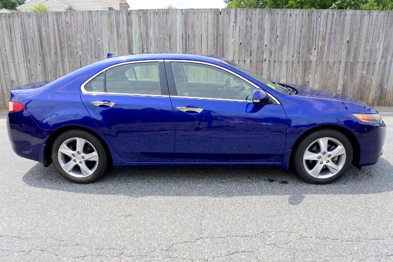 Used 2013 Acura Tsx Sedan Used 2013 Acura Tsx Sedan for sale  at Metro West Motorcars LLC in Shrewsbury MA 6