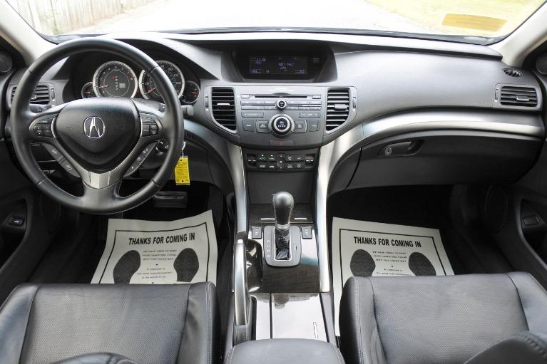 Used 2013 Acura Tsx Sedan Used 2013 Acura Tsx Sedan for sale  at Metro West Motorcars LLC in Shrewsbury MA 9
