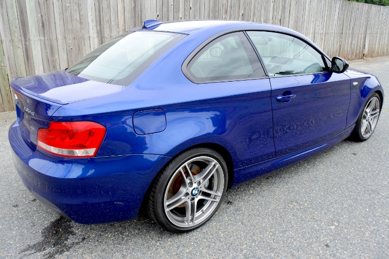 Used 2013 BMW 1 Series 135is Used 2013 BMW 1 Series 135is for sale  at Metro West Motorcars LLC in Shrewsbury MA 5