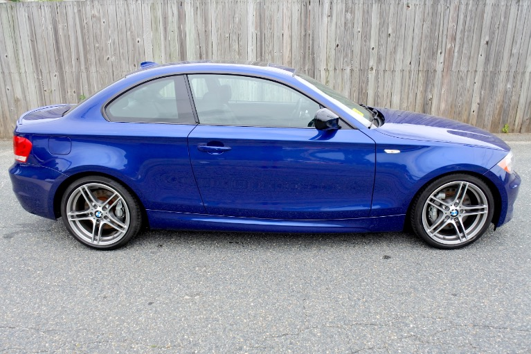 Used 2013 BMW 1 Series 135is Used 2013 BMW 1 Series 135is for sale  at Metro West Motorcars LLC in Shrewsbury MA 6