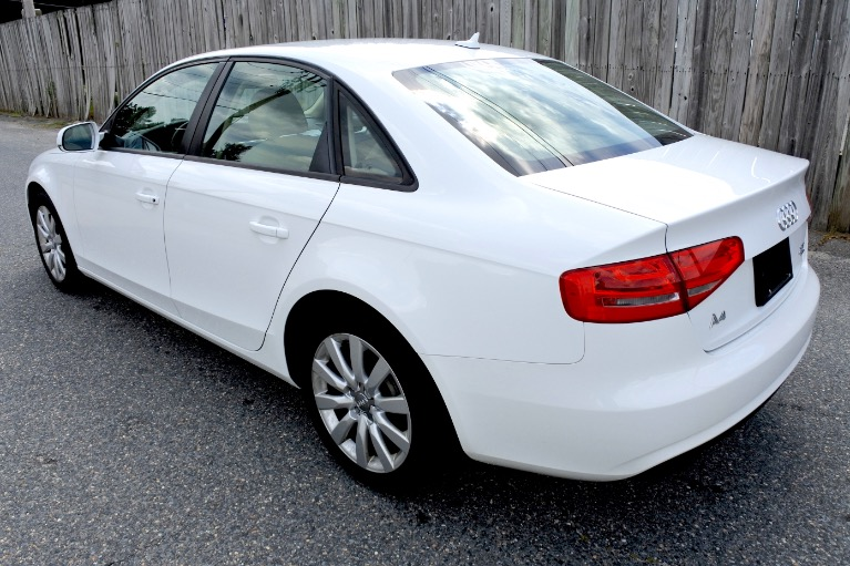 Used 2014 Audi A4 2.0T  Quattro Premium Used 2014 Audi A4 2.0T  Quattro Premium for sale  at Metro West Motorcars LLC in Shrewsbury MA 3