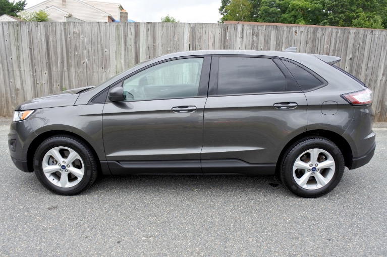 Used 2015 Ford Edge SE AWD Used 2015 Ford Edge SE AWD for sale  at Metro West Motorcars LLC in Shrewsbury MA 2