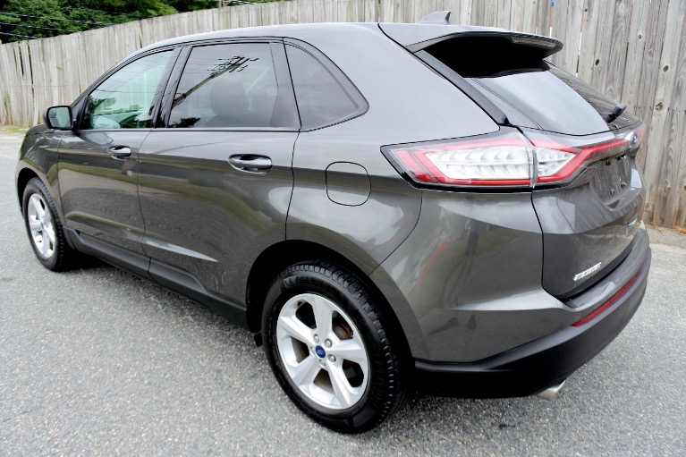 Used 2015 Ford Edge SE AWD Used 2015 Ford Edge SE AWD for sale  at Metro West Motorcars LLC in Shrewsbury MA 3