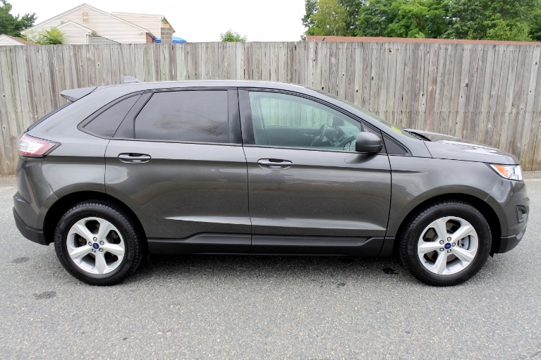 Used 2015 Ford Edge SE AWD Used 2015 Ford Edge SE AWD for sale  at Metro West Motorcars LLC in Shrewsbury MA 6