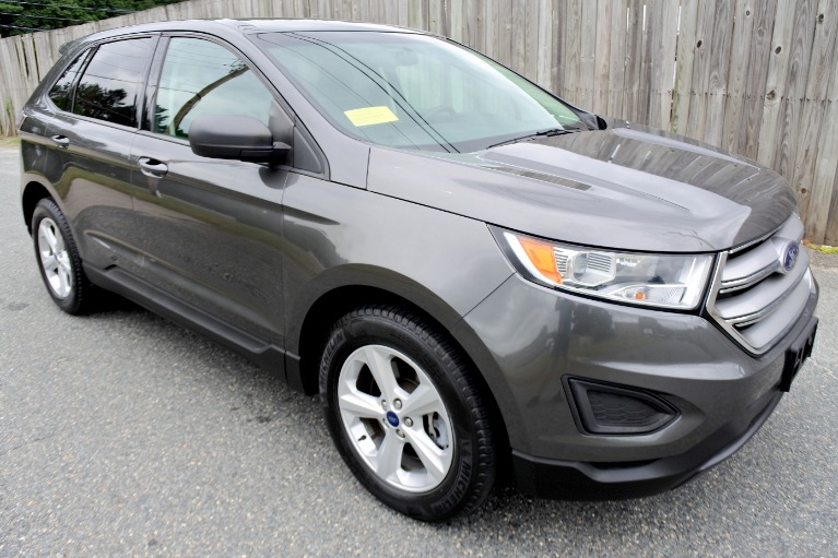 Used 2015 Ford Edge SE AWD Used 2015 Ford Edge SE AWD for sale  at Metro West Motorcars LLC in Shrewsbury MA 7