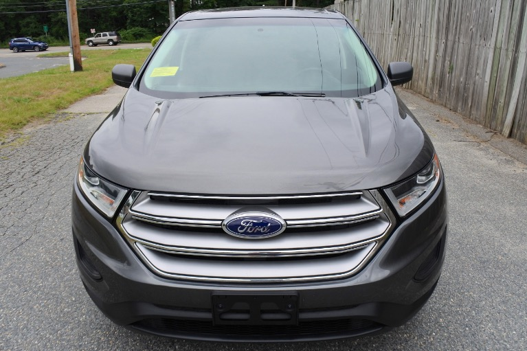 Used 2015 Ford Edge SE AWD Used 2015 Ford Edge SE AWD for sale  at Metro West Motorcars LLC in Shrewsbury MA 8