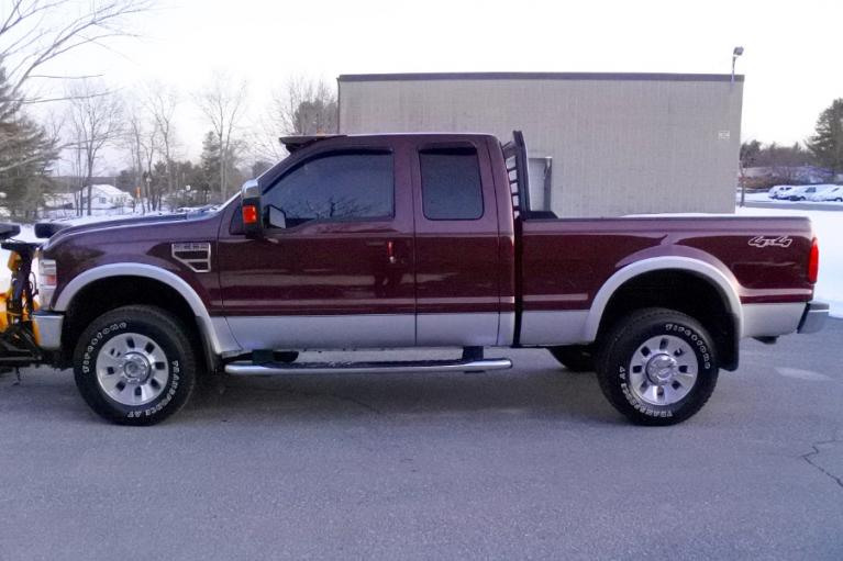 Used 2010 Ford Super Duty F-250 SRW 4WD SuperCab 142' Lariat Used 2010 Ford Super Duty F-250 SRW 4WD SuperCab 142' Lariat for sale  at Metro West Motorcars LLC in Shrewsbury MA 2