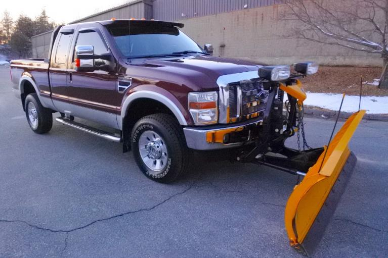 Used 2010 Ford Super Duty F-250 SRW 4WD SuperCab 142' Lariat Used 2010 Ford Super Duty F-250 SRW 4WD SuperCab 142' Lariat for sale  at Metro West Motorcars LLC in Shrewsbury MA 7