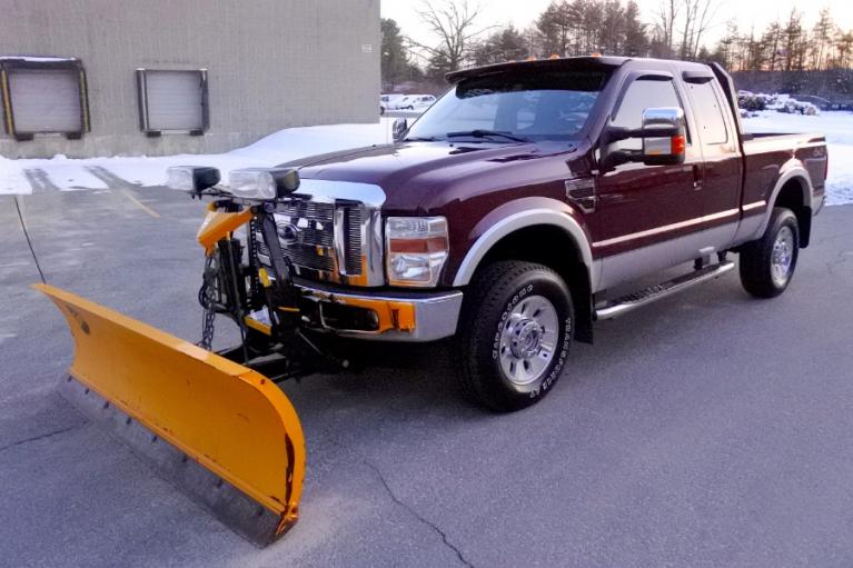 Used 2010 Ford Super Duty F-250 SRW 4WD SuperCab 142' Lariat Used 2010 Ford Super Duty F-250 SRW 4WD SuperCab 142' Lariat for sale  at Metro West Motorcars LLC in Shrewsbury MA 1