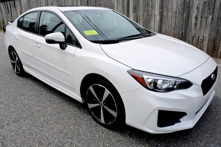 Used 2017 Subaru Impreza 2.0i Sport CVT Used 2017 Subaru Impreza 2.0i Sport CVT for sale  at Metro West Motorcars LLC in Shrewsbury MA 7
