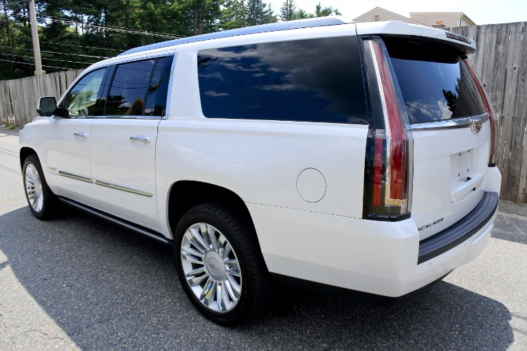 Used 2016 Cadillac Escalade Esv Platinum 4WD Used 2016 Cadillac Escalade Esv Platinum 4WD for sale  at Metro West Motorcars LLC in Shrewsbury MA 3