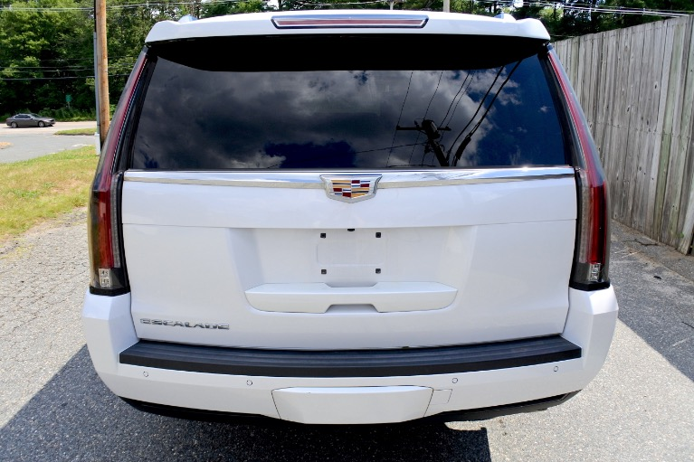 Used 2016 Cadillac Escalade Esv Platinum 4WD Used 2016 Cadillac Escalade Esv Platinum 4WD for sale  at Metro West Motorcars LLC in Shrewsbury MA 4