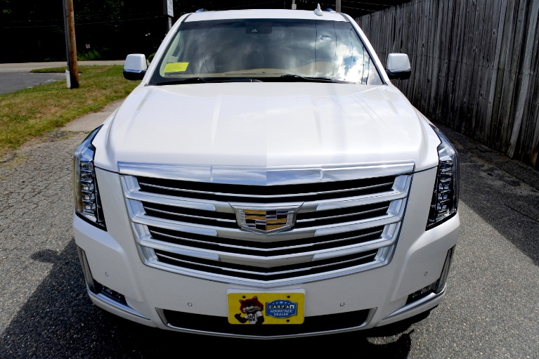Used 2016 Cadillac Escalade Esv Platinum 4WD Used 2016 Cadillac Escalade Esv Platinum 4WD for sale  at Metro West Motorcars LLC in Shrewsbury MA 8