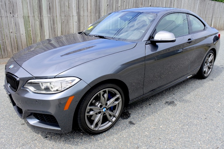 Used Used 2017 BMW 2 Series M240i xDrive Coupe for sale Call for price at Metro West Motorcars LLC in Shrewsbury MA
