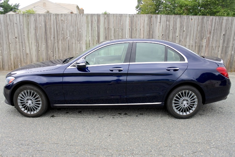 Used 2015 Mercedes-Benz C-class C300 Luxury 4MATIC Used 2015 Mercedes-Benz C-class C300 Luxury 4MATIC for sale  at Metro West Motorcars LLC in Shrewsbury MA 2