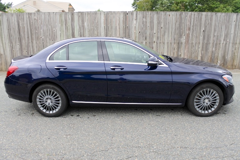 Used 2015 Mercedes-Benz C-class C300 Luxury 4MATIC Used 2015 Mercedes-Benz C-class C300 Luxury 4MATIC for sale  at Metro West Motorcars LLC in Shrewsbury MA 6