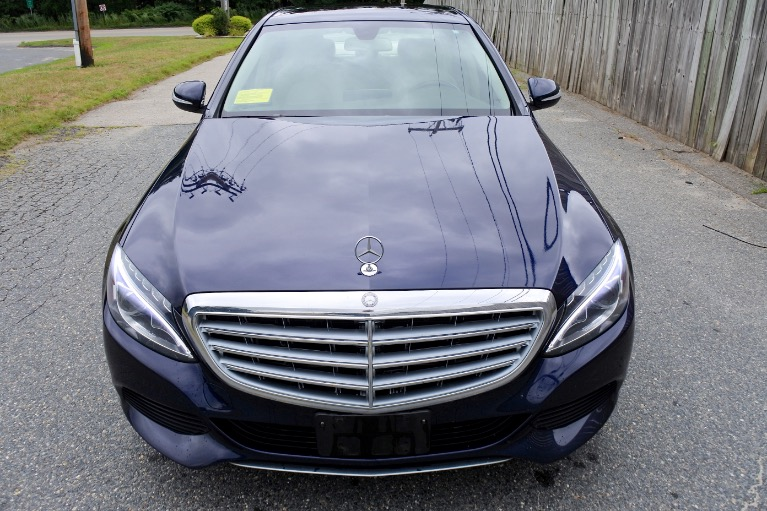 Used 2015 Mercedes-Benz C-class C300 Luxury 4MATIC Used 2015 Mercedes-Benz C-class C300 Luxury 4MATIC for sale  at Metro West Motorcars LLC in Shrewsbury MA 8