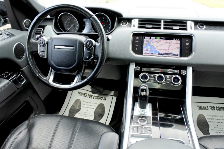 Used 2014 Land Rover Range Rover Sport Supercharged Used 2014 Land Rover Range Rover Sport Supercharged for sale  at Metro West Motorcars LLC in Shrewsbury MA 10