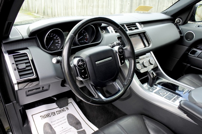 Used 2014 Land Rover Range Rover Sport Supercharged Used 2014 Land Rover Range Rover Sport Supercharged for sale  at Metro West Motorcars LLC in Shrewsbury MA 13