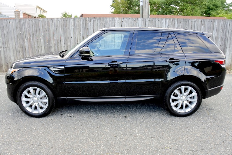 Used 2014 Land Rover Range Rover Sport Supercharged Used 2014 Land Rover Range Rover Sport Supercharged for sale  at Metro West Motorcars LLC in Shrewsbury MA 2