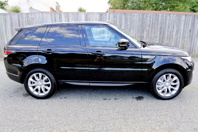 Used 2014 Land Rover Range Rover Sport Supercharged Used 2014 Land Rover Range Rover Sport Supercharged for sale  at Metro West Motorcars LLC in Shrewsbury MA 6