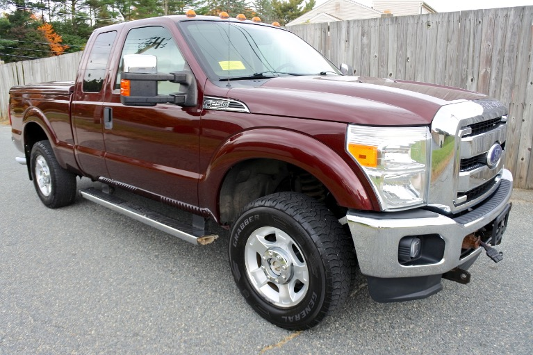 Used 2011 Ford Super Duty F-250 Srw 4WD SuperCab 142' XLT Used 2011 Ford Super Duty F-250 Srw 4WD SuperCab 142' XLT for sale  at Metro West Motorcars LLC in Shrewsbury MA 7