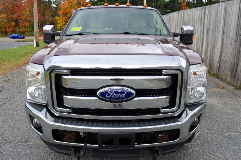 Used 2011 Ford Super Duty F-250 Srw 4WD SuperCab 142' XLT Used 2011 Ford Super Duty F-250 Srw 4WD SuperCab 142' XLT for sale  at Metro West Motorcars LLC in Shrewsbury MA 8