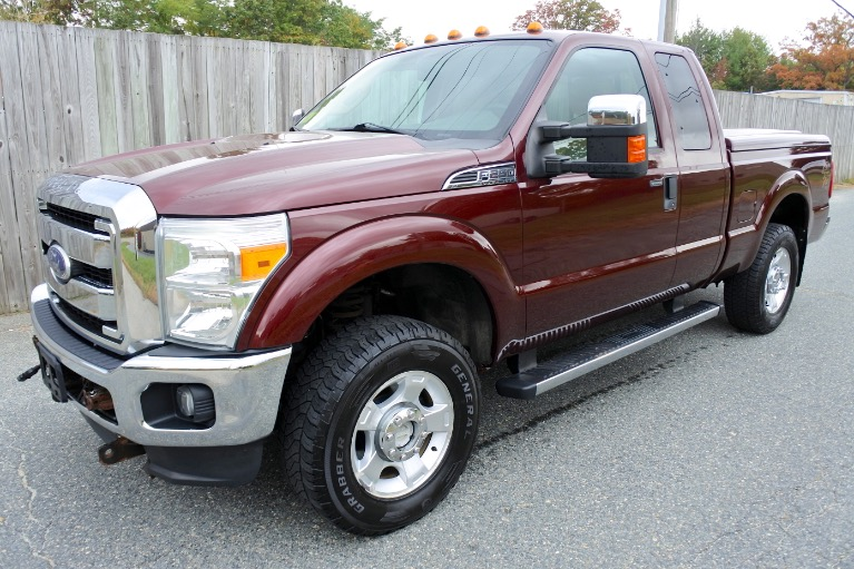 Used 2011 Ford Super Duty F-250 Srw 4WD SuperCab 142' XLT Used 2011 Ford Super Duty F-250 Srw 4WD SuperCab 142' XLT for sale  at Metro West Motorcars LLC in Shrewsbury MA 1
