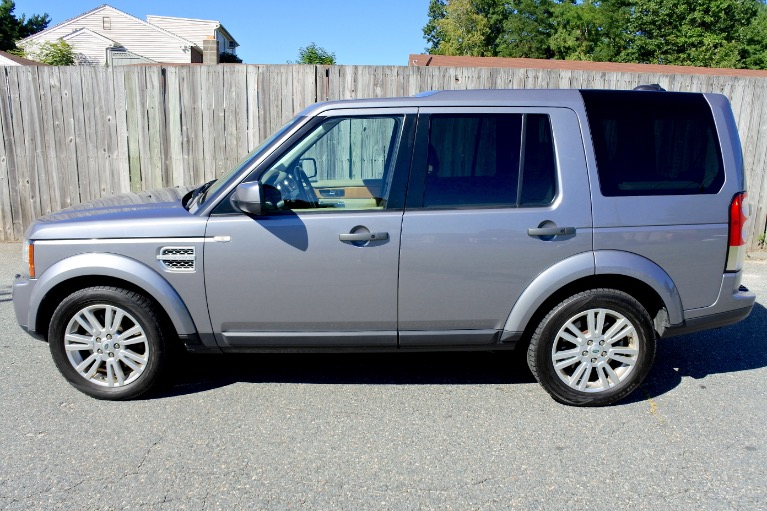 Used 2012 Land Rover Lr4 4WD 4dr HSE Used 2012 Land Rover Lr4 4WD 4dr HSE for sale  at Metro West Motorcars LLC in Shrewsbury MA 2