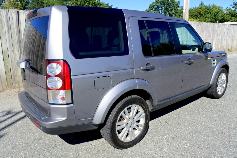 Used 2012 Land Rover Lr4 4WD 4dr HSE Used 2012 Land Rover Lr4 4WD 4dr HSE for sale  at Metro West Motorcars LLC in Shrewsbury MA 5