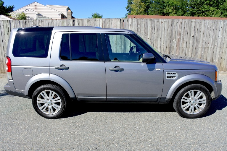 Used 2012 Land Rover Lr4 4WD 4dr HSE Used 2012 Land Rover Lr4 4WD 4dr HSE for sale  at Metro West Motorcars LLC in Shrewsbury MA 6