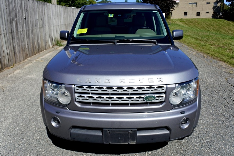 Used 2012 Land Rover Lr4 4WD 4dr HSE Used 2012 Land Rover Lr4 4WD 4dr HSE for sale  at Metro West Motorcars LLC in Shrewsbury MA 8