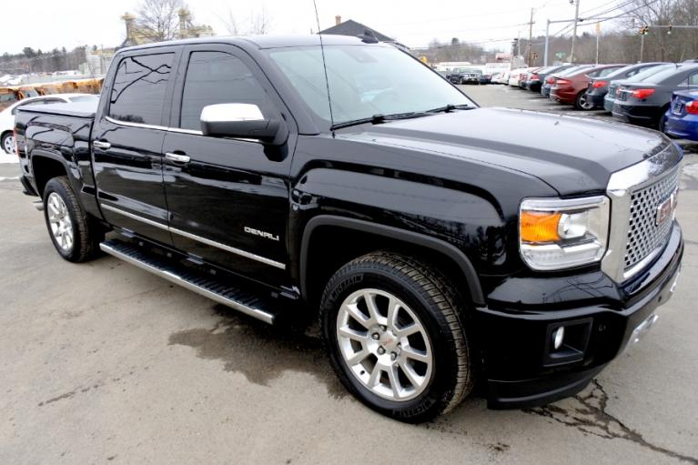 Used 2015 GMC Sierra 1500 4WD Crew Cab 143.5' Denali Used 2015 GMC Sierra 1500 4WD Crew Cab 143.5' Denali for sale  at Metro West Motorcars LLC in Shrewsbury MA 7