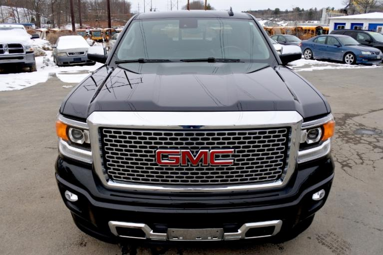 Used 2015 GMC Sierra 1500 4WD Crew Cab 143.5' Denali Used 2015 GMC Sierra 1500 4WD Crew Cab 143.5' Denali for sale  at Metro West Motorcars LLC in Shrewsbury MA 8