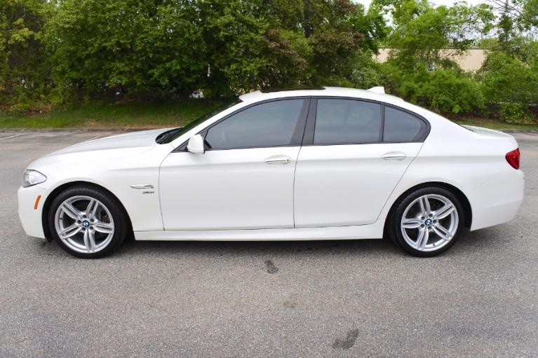 Used 2012 BMW 5 Series 535i xDrive M Sport AWD Used 2012 BMW 5 Series 535i xDrive M Sport AWD for sale  at Metro West Motorcars LLC in Shrewsbury MA 2