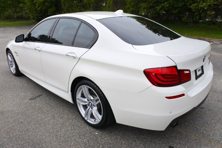 Used 2012 BMW 5 Series 535i xDrive M Sport AWD Used 2012 BMW 5 Series 535i xDrive M Sport AWD for sale  at Metro West Motorcars LLC in Shrewsbury MA 3