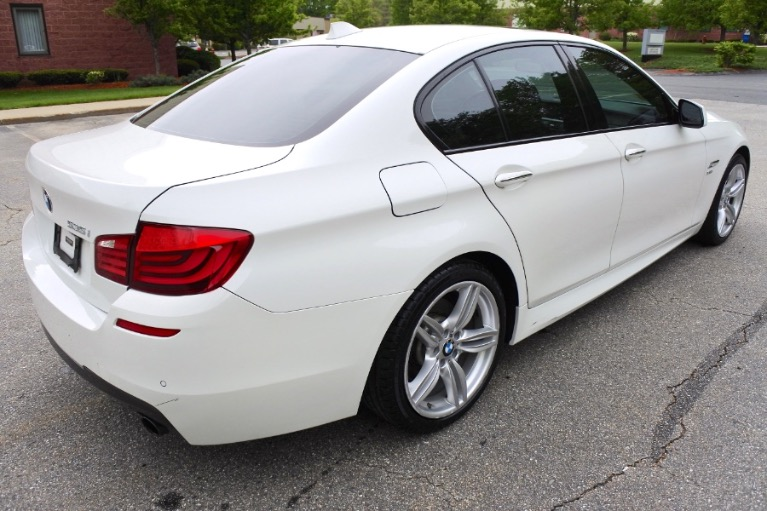 Used 2012 BMW 5 Series 535i xDrive M Sport AWD Used 2012 BMW 5 Series 535i xDrive M Sport AWD for sale  at Metro West Motorcars LLC in Shrewsbury MA 5