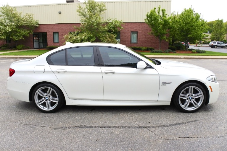 Used 2012 BMW 5 Series 535i xDrive M Sport AWD Used 2012 BMW 5 Series 535i xDrive M Sport AWD for sale  at Metro West Motorcars LLC in Shrewsbury MA 6