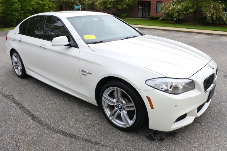 Used 2012 BMW 5 Series 535i xDrive M Sport AWD Used 2012 BMW 5 Series 535i xDrive M Sport AWD for sale  at Metro West Motorcars LLC in Shrewsbury MA 7