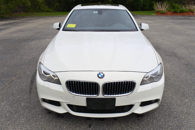 Used 2012 BMW 5 Series 535i xDrive M Sport AWD Used 2012 BMW 5 Series 535i xDrive M Sport AWD for sale  at Metro West Motorcars LLC in Shrewsbury MA 8