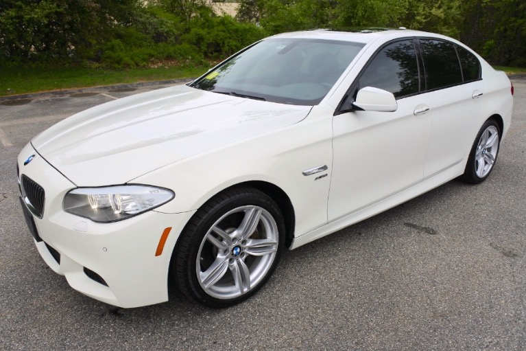 Used Used 2012 BMW 5 Series 535i xDrive M Sport AWD for sale $18,800 at Metro West Motorcars LLC in Shrewsbury MA