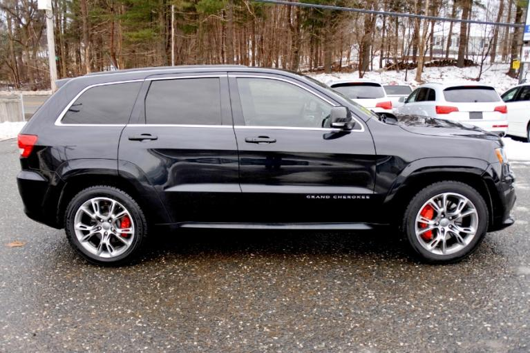 Used 2012 Jeep Grand Cherokee 4WD 4dr SRT8 Used 2012 Jeep Grand Cherokee 4WD 4dr SRT8 for sale  at Metro West Motorcars LLC in Shrewsbury MA 6