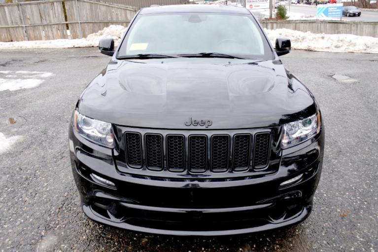 Used 2012 Jeep Grand Cherokee 4WD 4dr SRT8 Used 2012 Jeep Grand Cherokee 4WD 4dr SRT8 for sale  at Metro West Motorcars LLC in Shrewsbury MA 8