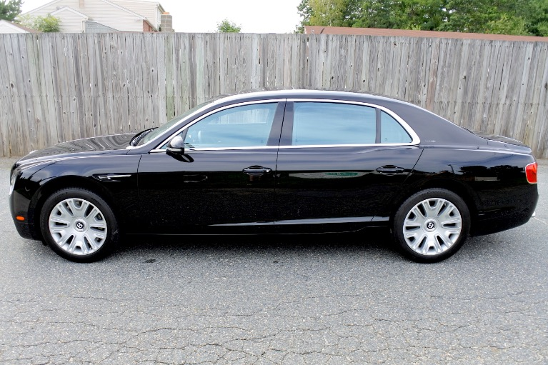 Used 2014 Bentley Flying Spur W12 AWD Used 2014 Bentley Flying Spur W12 AWD for sale  at Metro West Motorcars LLC in Shrewsbury MA 2