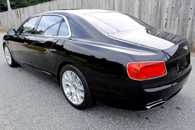 Used 2014 Bentley Flying Spur W12 AWD Used 2014 Bentley Flying Spur W12 AWD for sale  at Metro West Motorcars LLC in Shrewsbury MA 3